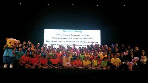 Telok Kurau Primary School Celebrates 90th Birthday