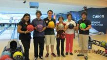More than 24 teams bowled it out for Wellness