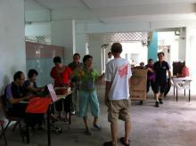 Enjoy Breakfast and Recycle at Eunos Grove