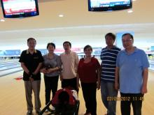 Eunos Bowlers compete with Peers from Aljunied GRC