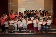 Eunos Heights kidsREAD members graduate