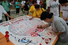 Eunos Grassroots Organisations launch Fight Dengue Campaign