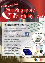 Share a Photo. Win NDP 2013 Tickets