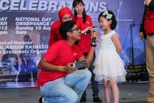 Over 1,000 celebrate Singapore's Birthday at Eunos National Day Dinner