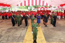 Eunos Observes National Day with Inaugural Residents' Parade Procession