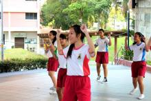 Eunos Residents Walk with One Heart!