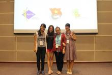 Eunos Youths welcomes SKY 2013 Vietnam delegates with a BOOM-ing Good Time