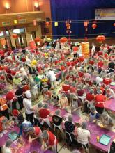 Sharing the Joy of Mid-Autumn Festival with 12,500 Mooncakes