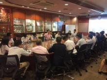 Eunos CC hosts Suzhou Industrial Park Administrative Committee Delegation