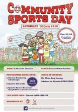 Eunos Community Sports Day 2016