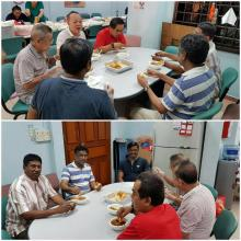 Eunos Heights residents bond over Tulang and Mee Soto