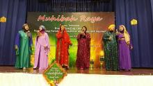 Celebrating Hari Raya @ Muhibah Raya 2016
