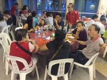3 Durian Parties in Eunos on 27 August 2016